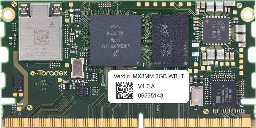 Verdin iMX8MM