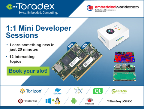 Toradex - Mini Developer Sessions