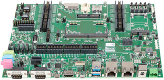 Verdin Developement Board Slanding