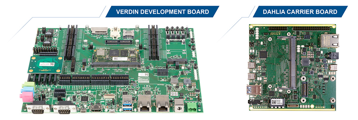Verdin Development Board - Dahlia Carrier Board