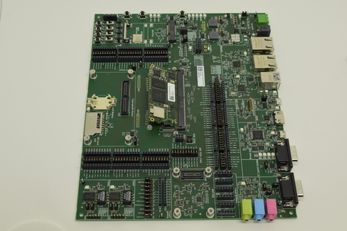 Connecting the computer on module to the Verdin Development Board