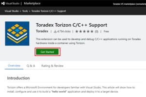 TorizonCore Extensions for Visual Studio and VS Code