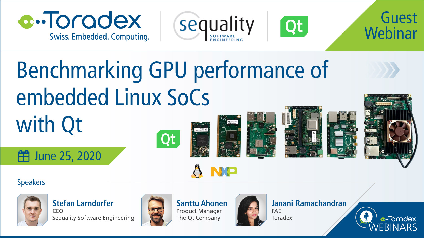 Benchmarking GPU-Performance of embedded Linux SOCs with Qt