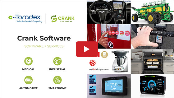 Achieving exceptional graphics for IoT devices of tomorrow with i.MX 8 and Crank Software