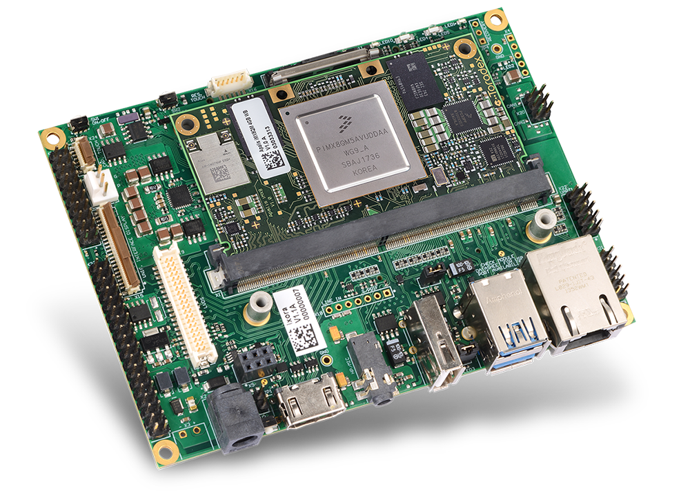 Carrier Board / Single Board Computer (SBC)