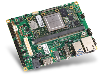 Single Board Computer (SBC) - Embedded, Arm based