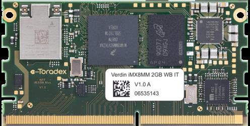 Verdin iMX8M