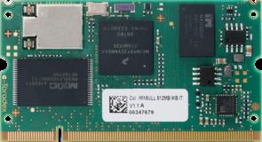 NXP/Freescale i.MX 6ULL Computer on Module - Colibri iMX6ULL Front