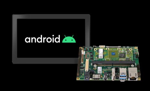 Android on Toradex