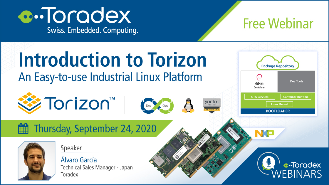 Introduction to Torizon