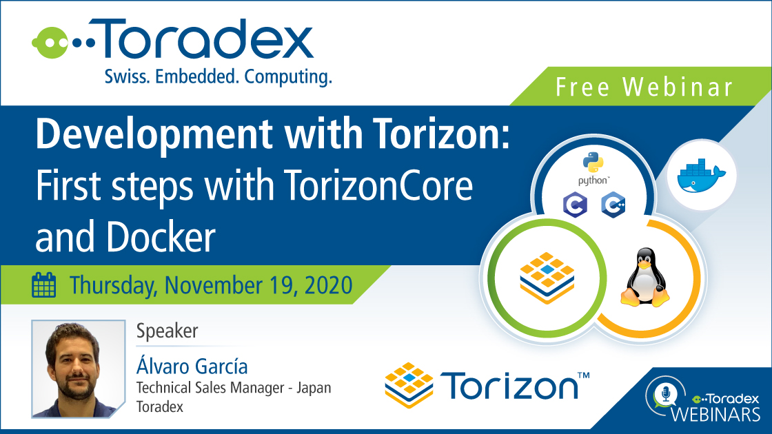Development with Torizon