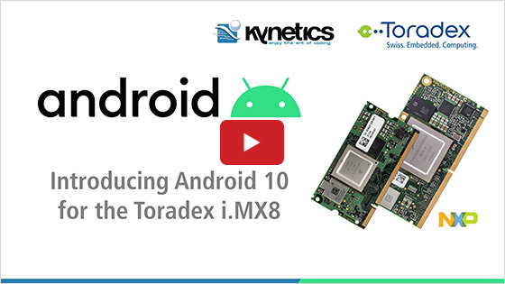 Get Started with Android 10 on NXP i.MX 8 and i.MX 8X Applications Processors
