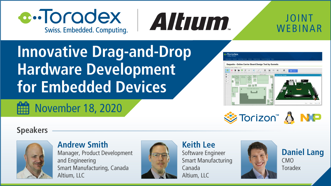 Innovative Drag-and-Drop Hardware Development for Embedded Devices