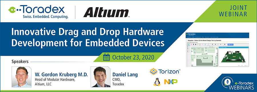 Innovative Drag and Drop Hardware Development for Embedded Devices
