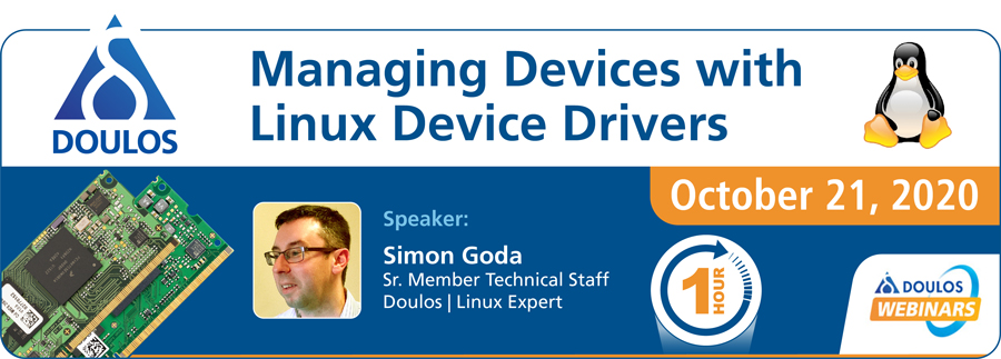 Managing Devices with Linux Device Drivers