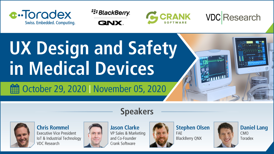 UX Design and Safety in Medical Devices