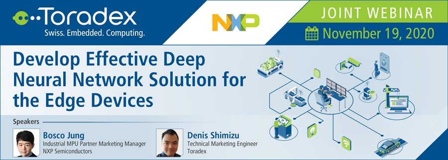 Develop Effective Deep Neural Network Solution for the Edge Devices