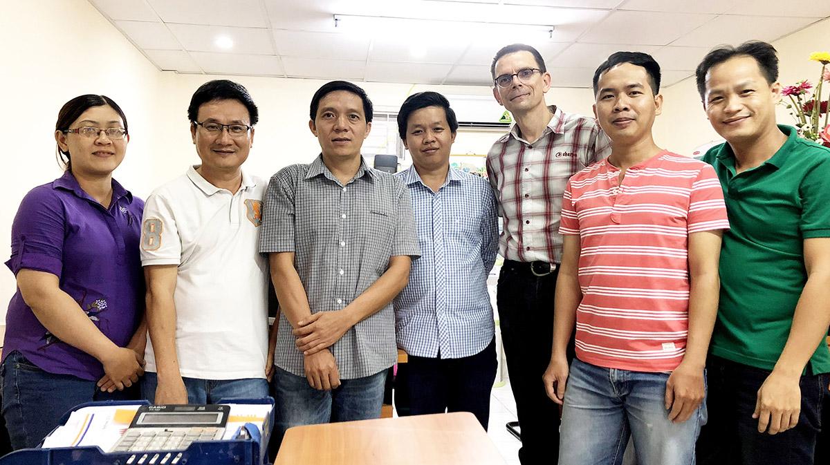 Ho Chi Minh Team