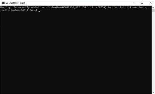 OpenSSH Client