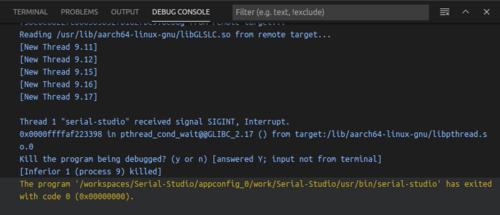 VS Code Debug