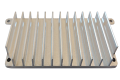 Verdin Industrial Heatsink - Front