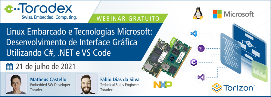 Embedded Linux and Microsoft Technologies: Graphical Interface Development