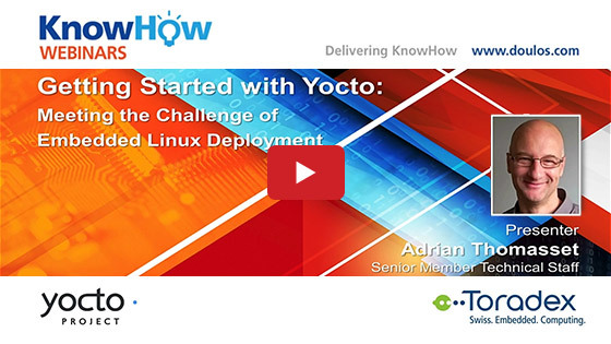 Getting Started with Yocto